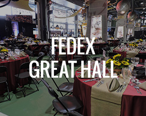 FedEx Great Hall - Heinz Field Stadium, Pittsburgh, Pennsylvania