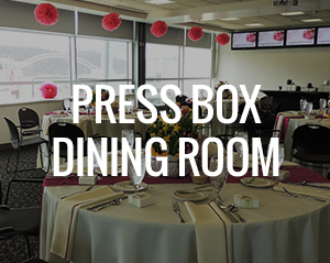 Press Box Dining Room - Heinz Field Stadium, Pittsburgh, Pennsylvania